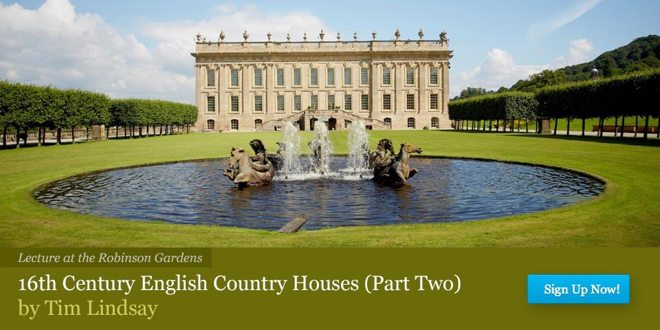 16th Century English Country Houses