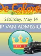 VIP Van Admission