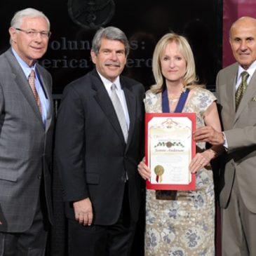 2012 LA County Adult Volunteer Honoree of the Year