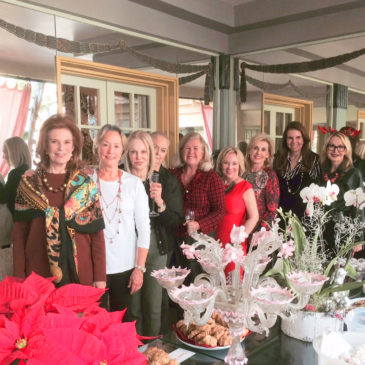 Table Whimsey Workshop and Cookie Exchange