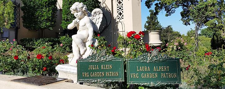 Laura Alpert and Julia Klein