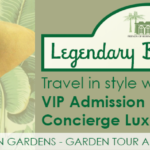 2017 Garden Tour VIP and Concierge Level Tickets