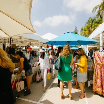 Boutique at Legendary Beverly Hills Garden Tour