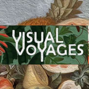 """Fellows trip to """"Visual Voyages"""" Exhibition at The Huntington Library"""
