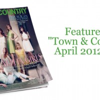 Town & Country · April 2012