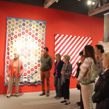Pasadena Museum of History Quilt Exhibition