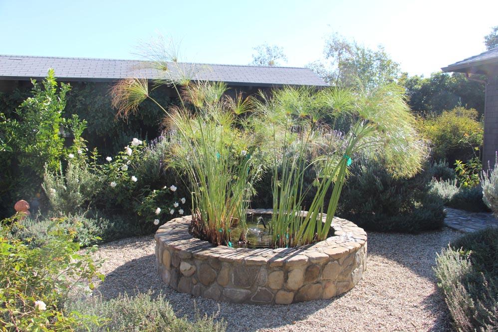 Fellows Enjoy Ojai Garden Tour - Robinson Gardens