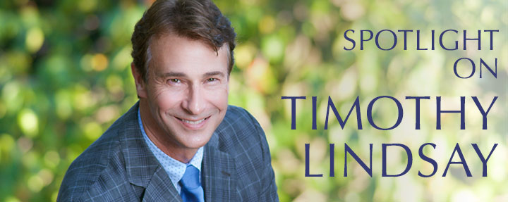 Spotlight on Timothy Lindsay