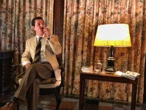 An Afternoon with Tennessee Williams at Virginia Robinson Gardens