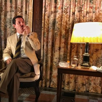 An Afternoon with Tennessee Williams – Community Theatre Comes to Robinson Gardens