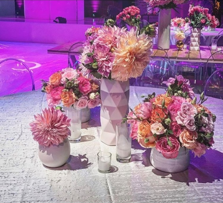 Florists embrace the art of living at the 2018 garden tour floral crush is an event floral design studio founded by longtime friends and flower lovers danielle gary and katie hartman mightylinksfo