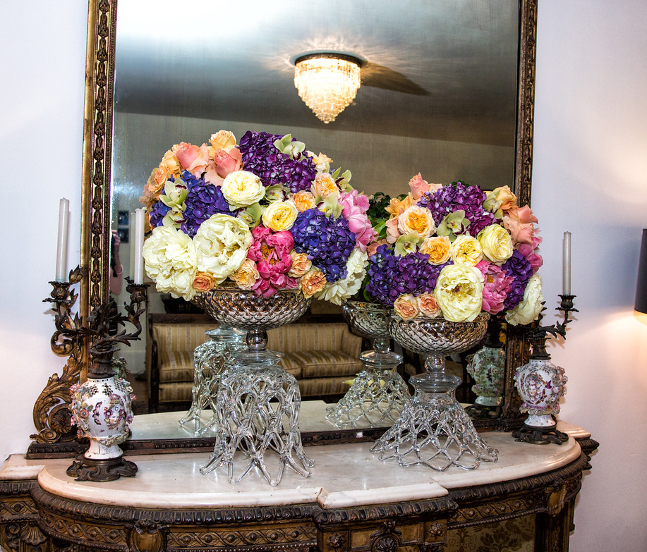"""Florists embrace """"The Art of Living"""" at the 2018 Garden Tour ..."""
