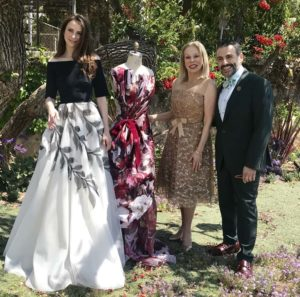 Ali Rahimi for Mon Atelier at Virginia Robinson Gardens