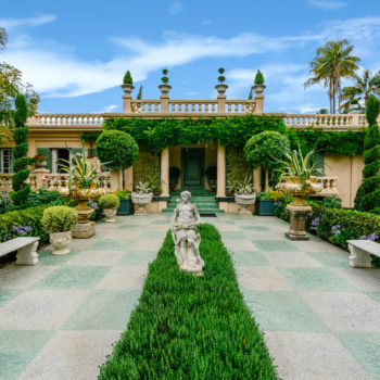 Don't Miss the Garden Tour of the Year at the Historical Virginia Robinson Gardens