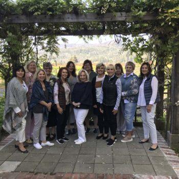 Fellows Trip to Napa