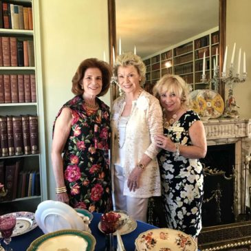 A Series of Delightful Afternoon Teas at the Virginia Robinson Gardens