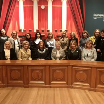Fellows Event at the Skirball – Ruth Bader Ginsburg Exhibition