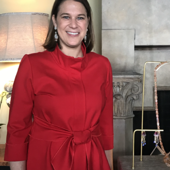 Daria de Koning, her Jewelry and the Value of Beauty