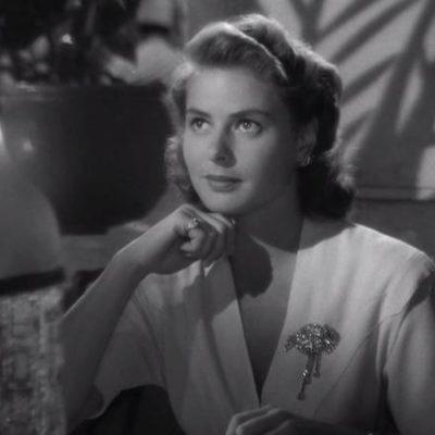 Ingrid Bergman – Benefactor
