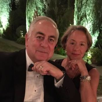 Julia Klein and Dr. Andrew Klein to Be Honored at This Year's 2019 Patron Gala