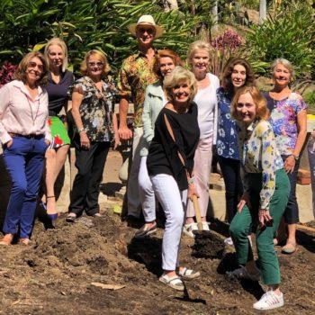 Groundbreaking Ceremony for the Children's Wildlife Pond