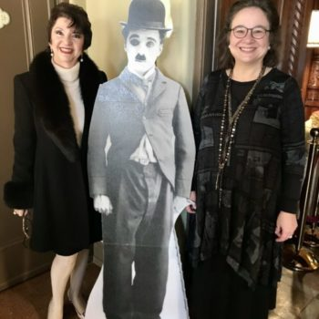 Dr. Toni Bowers on Charlie Chaplin in Beverly Hills