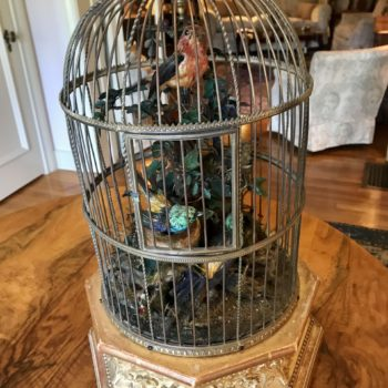 Virginia and Harry Robinson's Birdcage Automaton