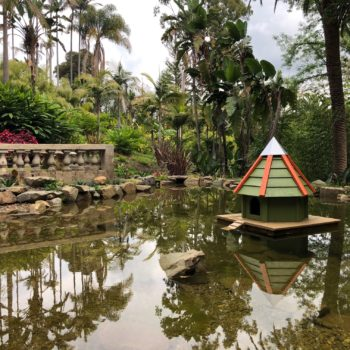 The Virginia Robinson Gardens is Getting its Ducks in a Row