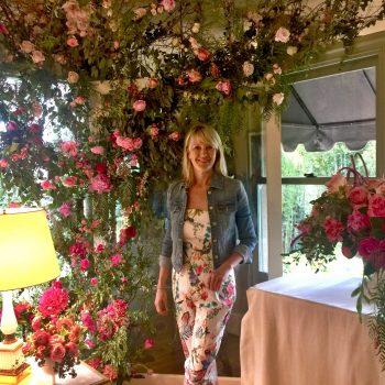 Our Garden Tour Star Ines Garstecki of Flowermaid