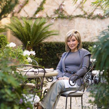 Garden Tour Star Kathleen Spiegelman