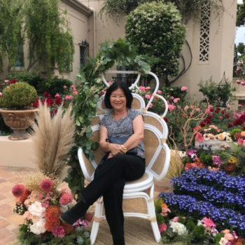 Our Garden Tour Star Marianne Yamaguchi