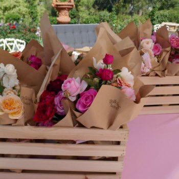 The Rose Sale Enchants VRG Members
